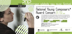 SS Young Composers eflyer