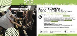 SS Piano Phasing eflyer